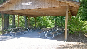 Lion's Club Picnic Shelter